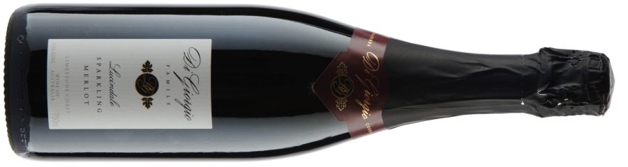 Di Giorgio Family Lucindale Sparkling Merlot 2006, or, It does exactly what it says on the bottle