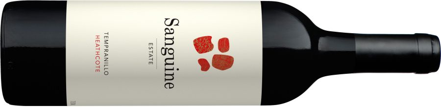 Sanguine Estate Tempranillo 2007, or, As good as the Spanish and no bull