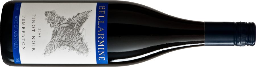 Bellarmine Pinot Noir 2008, or, Terroir be damned