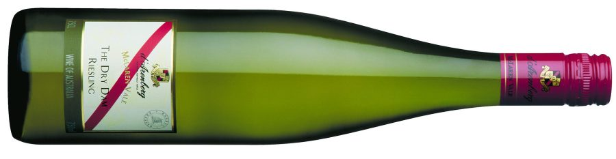 d'Arenberg 'Dry Dam' Riesling 2010, or, One for theladdies