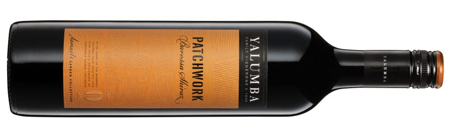 Yalumba Barossa 'Patchwork' Shiraz 2008, or, Finding Aladdin's Lion in Wall-E's Ratatouille