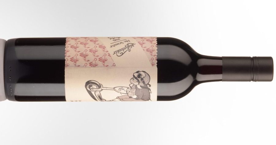 "Mollydooker ""The Scooter"" Merlot 2015, or, Er… Where did that go?"