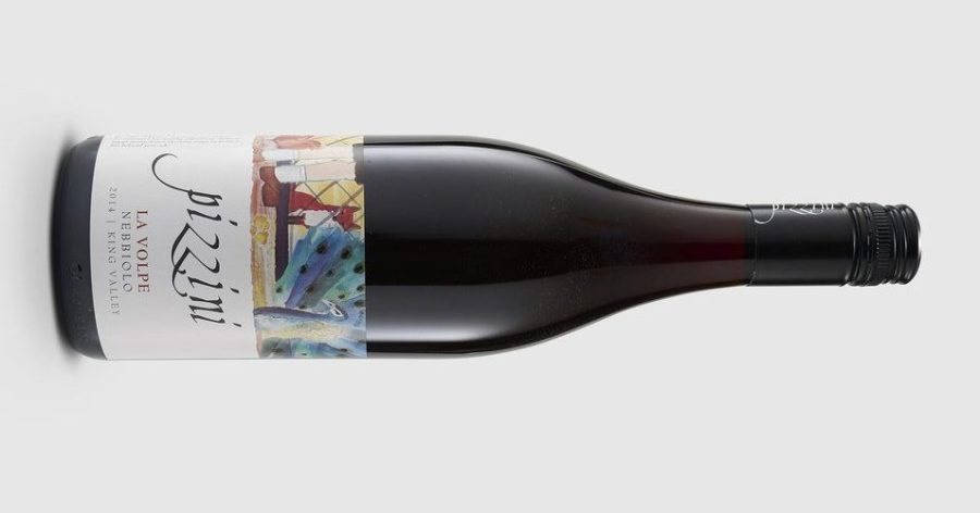 "Pizzini ""La Volpe"" Nebbiolo 2014, or, One for the dictionary"